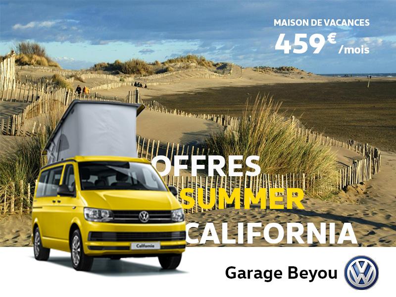 Toute l 39 actualit de votre concessionnaire garage beyou for Garage volkswagen le landreau