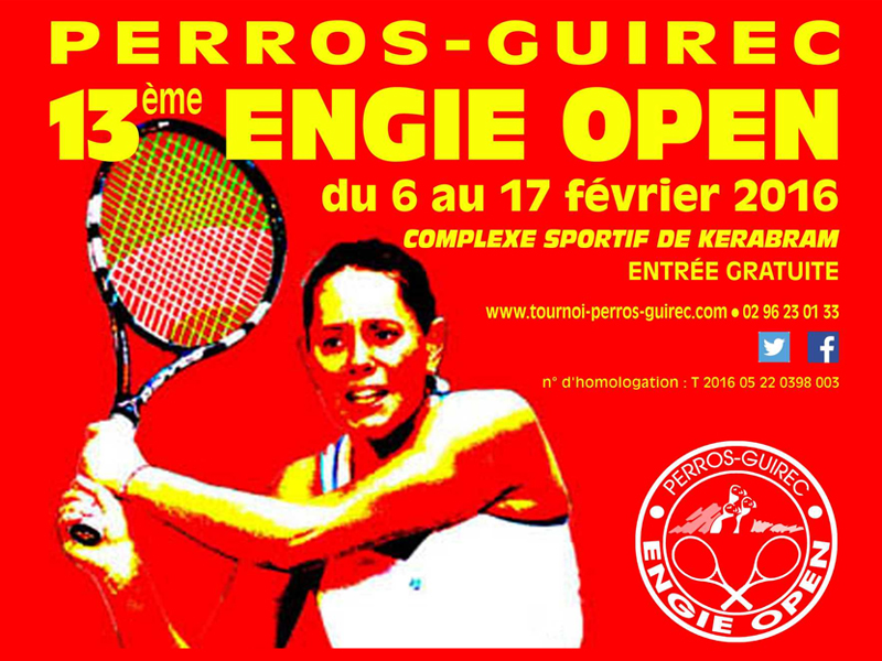 Tournoi Engie Open - TCMP 2016