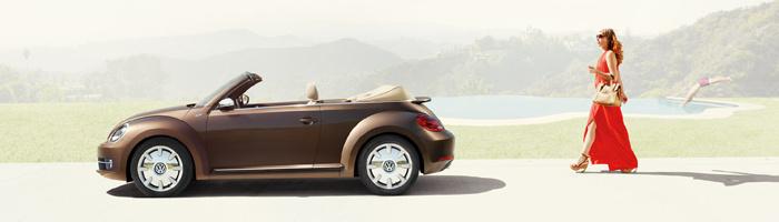 coccinelle cabriolet brun graciosa